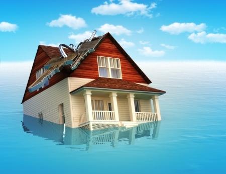תביעה כספית עקב הצפה בדירת מגורים חדשה