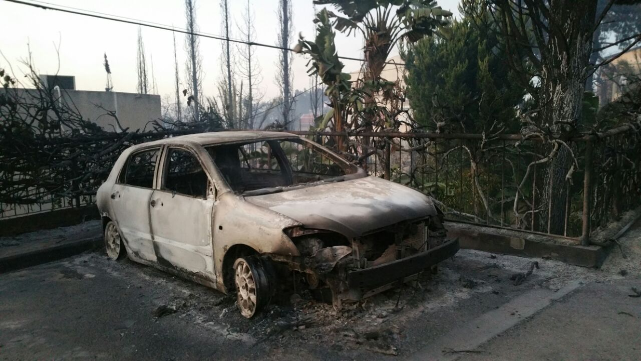 גל השריפות: האם קרן מס רכוש תפצה את נפגעי ההצתות?