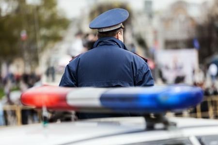 השוטר הפך לדוגמן ללא ידיעתו בקמפיין גיוס משטרתי